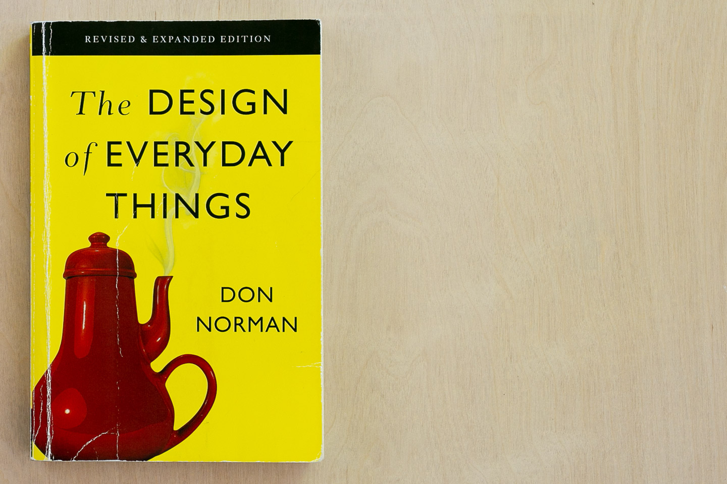 Cover The Design of Everyday Things by Don Norman